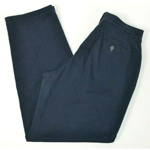 Lee Performance Khakis Straight Leg Pants